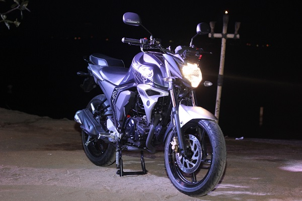 All New Byson Fuel Injection Silver Bold tahun 2015