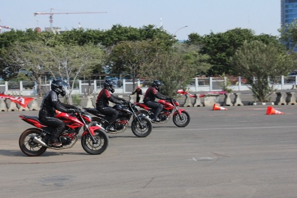 All New Honda CB150R StreetFire tahun 2015