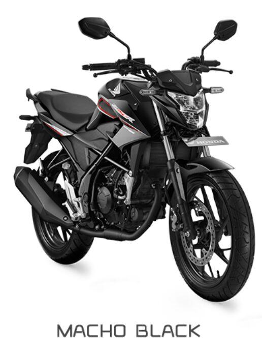 All New Honda CB150R facelift tahun 2015 (1)