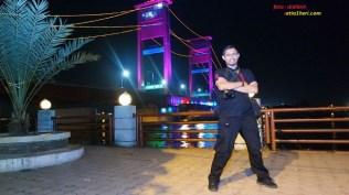khs di jembatan ampera tahun 2015