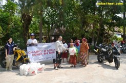 big bike honda charity di camplong 2015