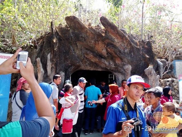 wisata goa gong pacitan 2015 bersama blogger honda fun turing (13)
