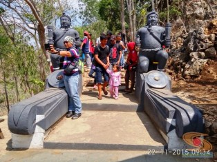 wisata goa gong pacitan 2015 bersama blogger honda fun turing (7)