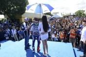 Jorge Lorenzo disambut hangat fans saat pertama kalinya ke Philipine 30 januari 2016