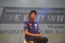 Legenda Moto GP Valentino Rossi hadir di Bali tanggal 26 januari 2016
