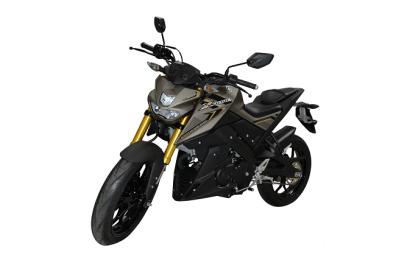 Yamaha Xabre Gunmetal Katana tahun 2016