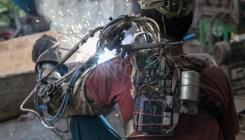tangan robot i wayan sumardhana alias tawan dari bali