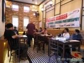 gathering blogger dan PT MPM motor tahun 2016 di cafe Oey (7)