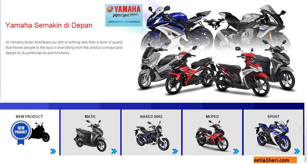 Daftar Motor Yamaha Yang Cocok Minum Pertalite, Pertamax Atau Pertamax Plus