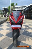 All New CBR150R Racing Red livery 2016 keren brosis