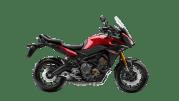 Yamaha MT-09 Tracer Lava Red