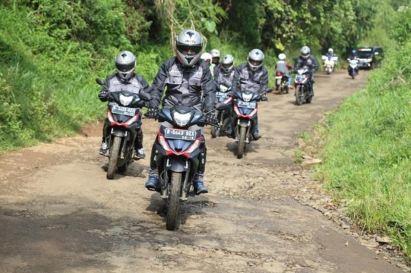Supra GTR 150 digeber Kalimantan dan Sulawesi tahun 2016 (2)