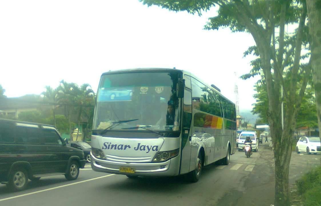 bus AKAP SINAR JAYA HILANG TAHUN 2016~01