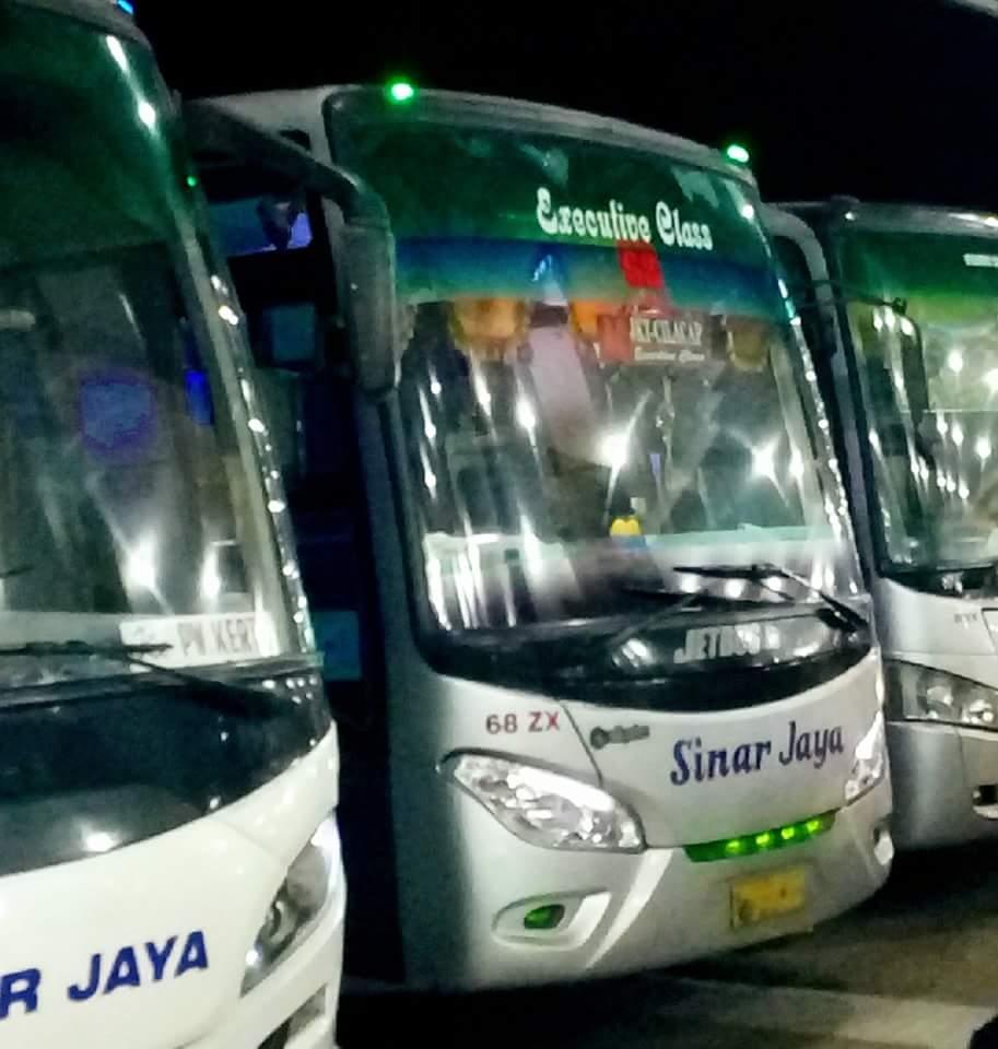 bus AKAP SINAR JAYA HILANG TAHUN 2016~02
