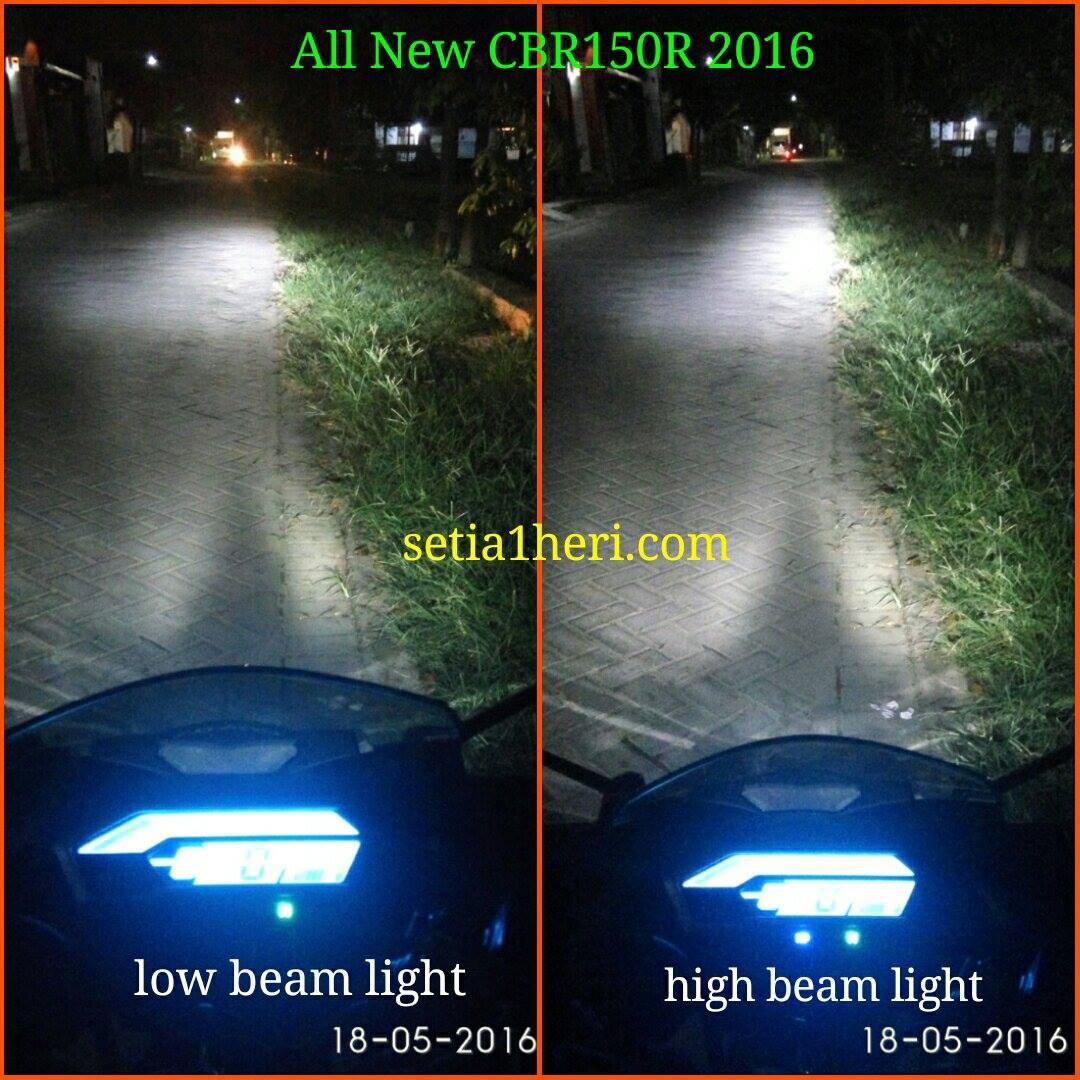Yuuk pahami fungsi lampu dekat dan lampu jauh pada kendaraan kita brosis