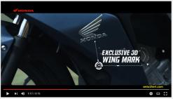 wing mark all new honda supra gtr 150 tahun 2016