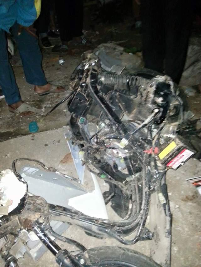 kecelakaan di Jatikerto Kodok Ngorek Malang 12 Juni 2016