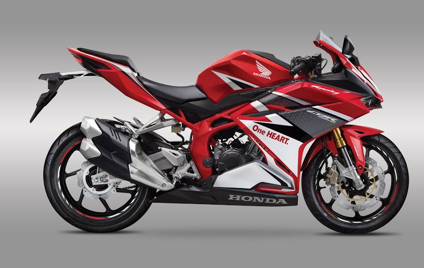 All New Honda CBR250RR tahun 2016.