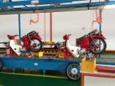 motor mirip honda pitung dirakit oleh gazgas indonesia tahun 2016 di pasuruan (2)