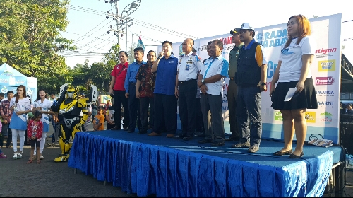 mudik balik yamaha 2016 bersama Pt stsj dan radar Surabaya ~01