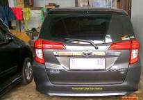 Toyota calya tipe g AT warna grey atau abu2 metallik 4