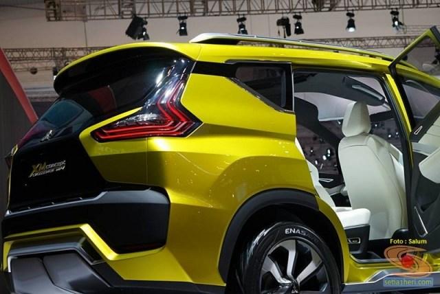 mobil konsep mitsubishi XM concept 2016 diperkenalkan di GIIAS tahun 2016 (3)