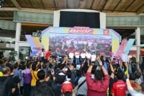 pesta beat tahun 2016 di kota surabaya