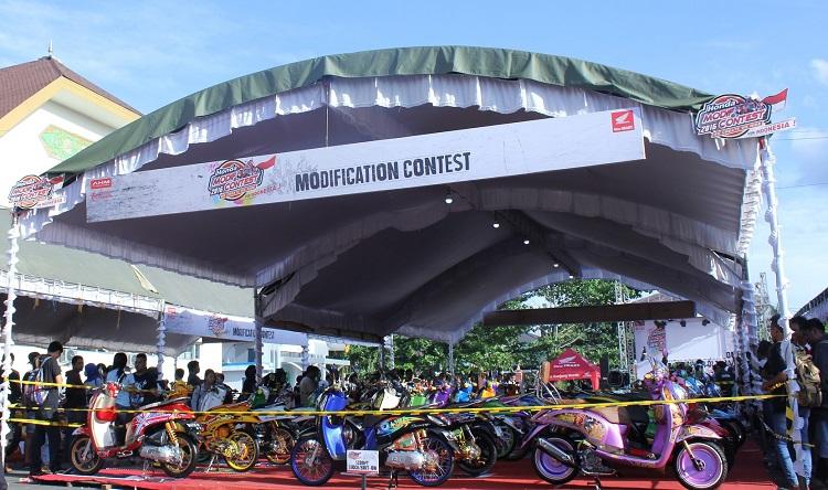 Final battle Honda Modif COntest 2016 di jakarta (3)