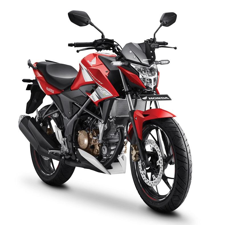 New Honda CB150R StreetFire Honda Racing Red tahun 2016