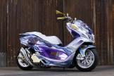 sepeda-motor-honda-pcx-pemenang-matic-national-champion-hasil-karya-modifikasi-peterson-rvai-tahun-2016