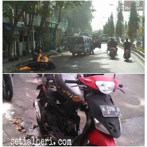 motor-terbakar-akibat-percikan-api-las-di-gresik-tanggal-10-september-2016