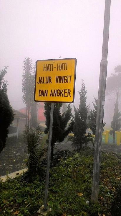 Kisah-kisah misteri dan keangkeran Cangar, Batu, Jawa Timur