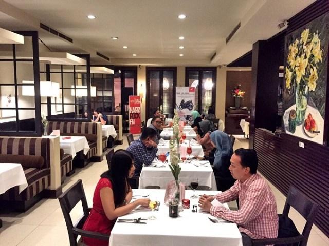 makan malam romantis konsumen honda vario 150 esp tahun 2017