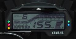 speedometer yamaha r15 v3 tahun 2017