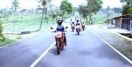 Touring Suzuki GSX-S150 T4KLUKKAN BA7ASAN Jelajah Pulau Jawa tahun 2017 (4)