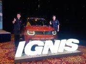 launching Suzuki Ignis tahun 2017