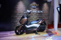 harga dan spesifikasi yamaha xmax 250 tahun 2017