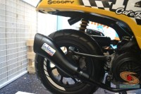 honda scoopy 12 inch modif caferacer tahun 2017 (7)