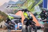 spesifikasi dan harga yamaha x-ride 125 cc tahun 2017