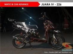 Daftar Lengkap Pemenang Honda Modif Contest 2017 Seri Surabaya tahun 2017 (10)