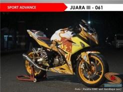 Daftar Lengkap Pemenang Honda Modif Contest 2017 Seri Surabaya tahun 2017 (21)