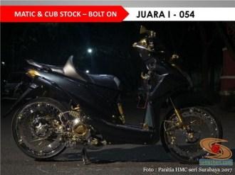 Daftar Lengkap Pemenang Honda Modif Contest 2017 Seri Surabaya tahun 2017 (8)
