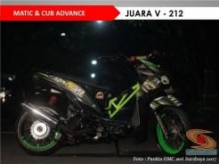 Daftar Lengkap Pemenang Honda Modif Contest 2017 Seri Surabaya tahun 2017 (9)