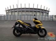 KHS Ngincipi Yamaha Aerox 155 VVA buat harian wira-wiri Gresik - Surabaya (4)