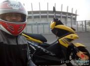KHS Ngincipi Yamaha Aerox 155 VVA buat harian wira-wiri Gresik - Surabaya (5)