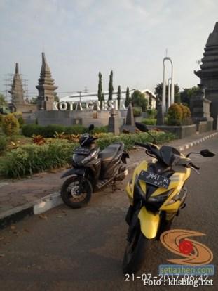 KHS Ngincipi Yamaha Aerox 155 VVA buat harian wira-wiri Gresik - Surabaya (6)