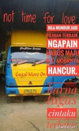 Kumpulan Tulisan kaca samping truck canter yang bikin gerrr.....gerrr... (14)