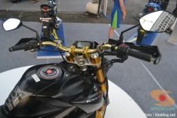 Modifikasi Suzuki GSX S 150 buat biker turing plus sidebox tahun 2017 (10)