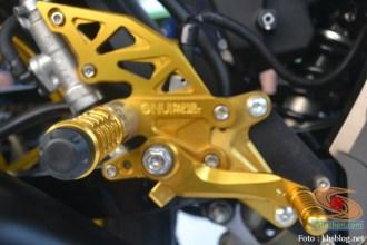 Modifikasi Suzuki GSX S 150 buat biker turing plus sidebox tahun 2017 (5)