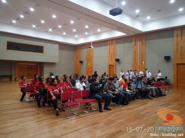 Puluhan Blogger dan Vlogger se-Indonesia kunjungi pabrik motor Honda di Plant Karawang tahun 2017 (3)